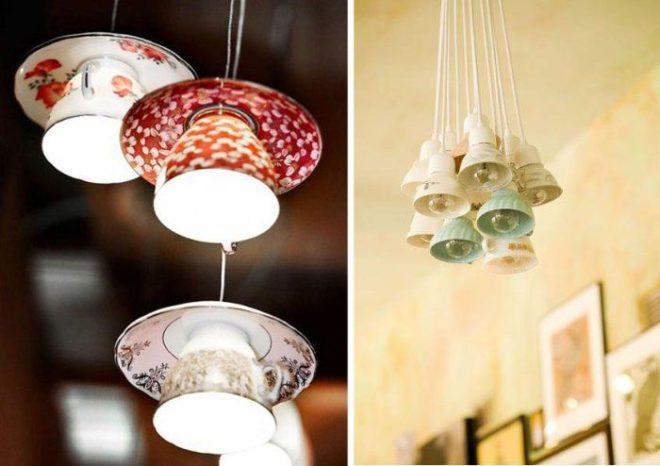 идеи освещения на кухне