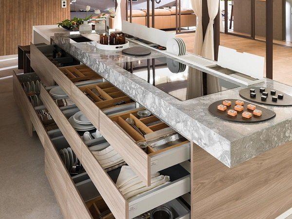 Как создать интерьер кухни своими руками