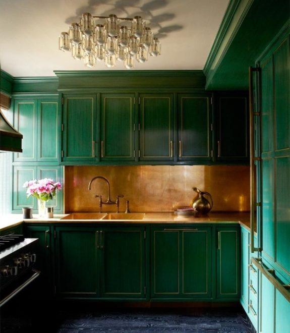 Дизайн кухни 9м2: лофт