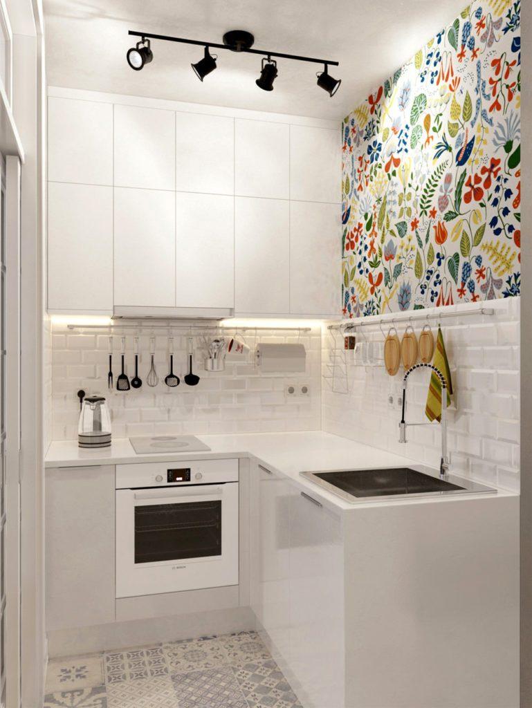 Renovierte Küche 6 qm