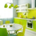 Как выбрать цвет кухни: полезные советы, фото и видео
