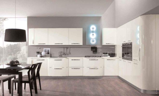 Белая кухня влияние на настроение