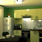 тенденции ремонта кухни