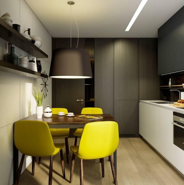Дизайн кухонь свежие идеи