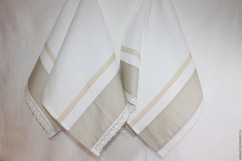 Стираем кухонные полотенца с помощью растительного масла