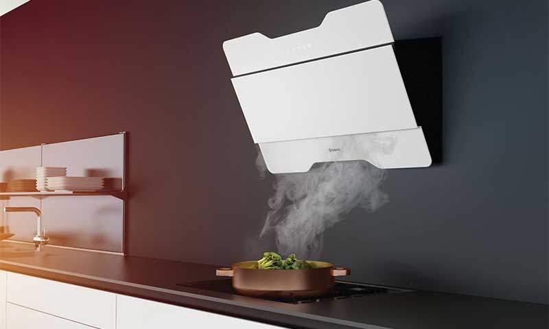Кухонная вытяжка без воздуховода