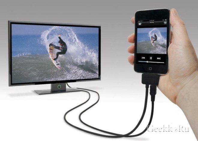 Телевизор с USB портом