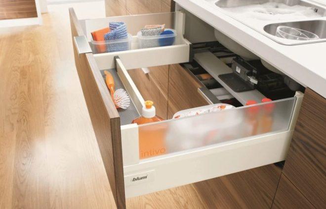 Выбор шкафчиков для кухни