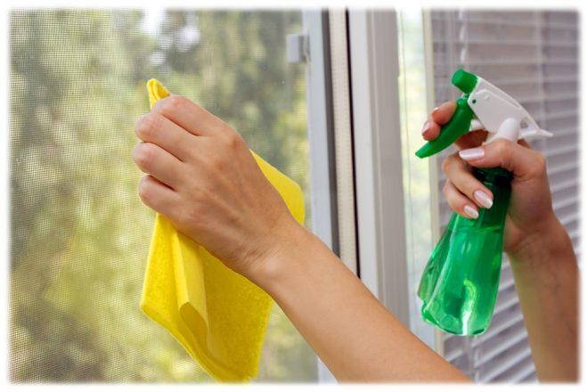 Чистые окна