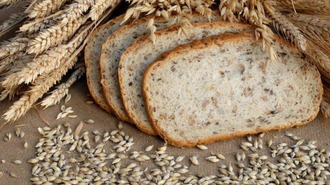 Хлеб по-деревенски