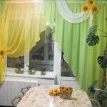 Как правильно выбрать шторы и занавески на кухню: фото в интерьере, советы дизайнеров