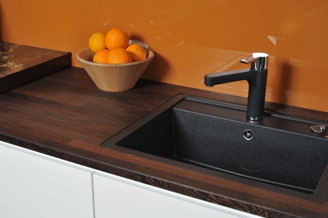 Кухонная столешница из ЛДСП