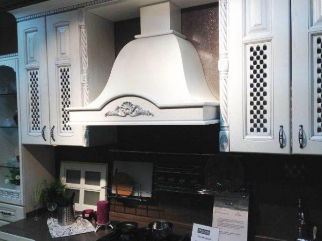 Купольная вытяжка кухни