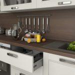 Толщина столешницы для кухни: стандартные размеры