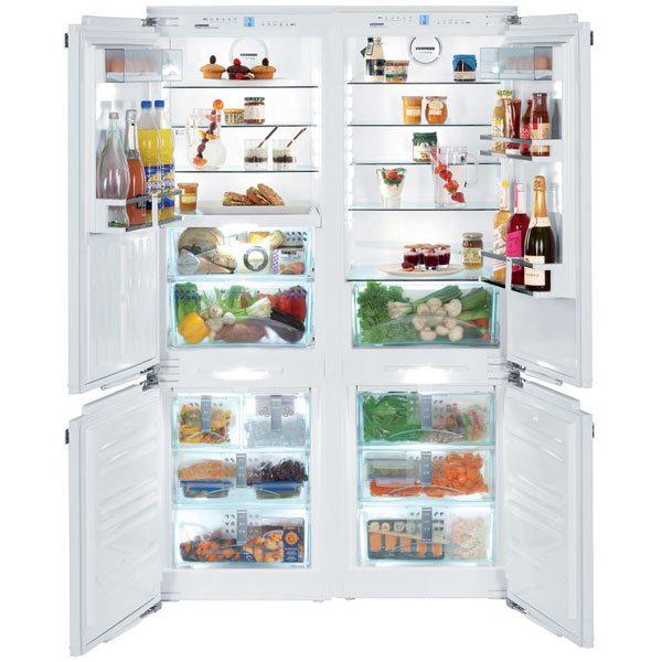 Встроенный холодильник: каких размеров выбрать (видео)