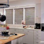 Шторы на кухне