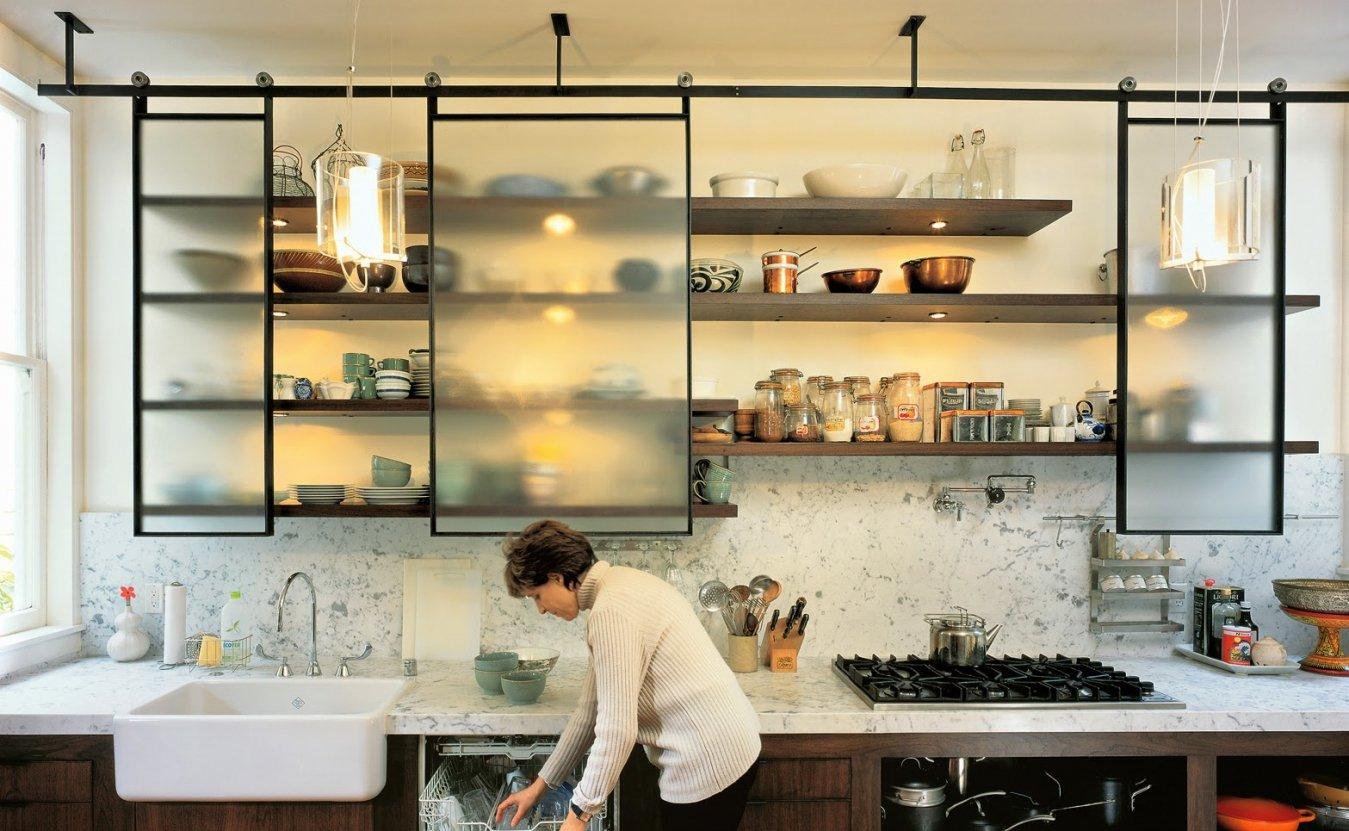 Интерьеры кухни своими руками