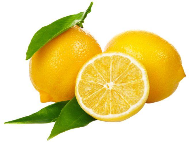 Как очистить вытяжку лимоном