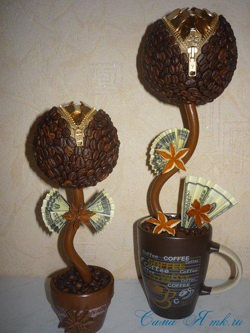 Кофейно-денежное дерево