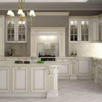 Кухни-классика: дизайн в классическом стиле (фото), советы дизайнеров