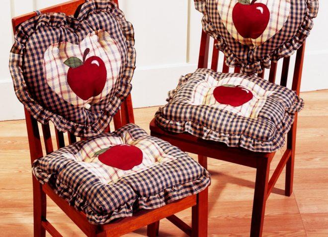 Кухонные подушки