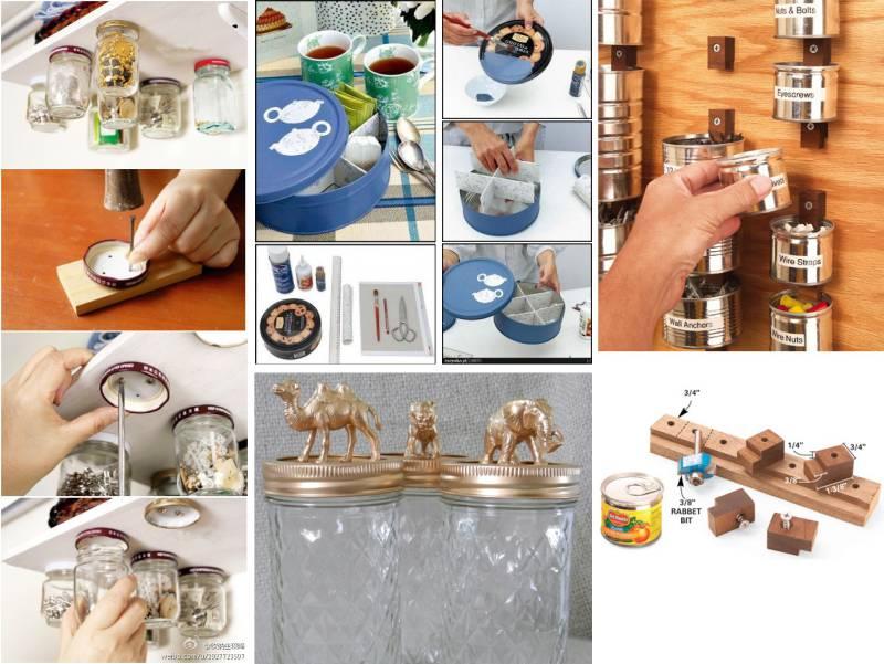 Дизайнерские мелочи для кухни своими руками