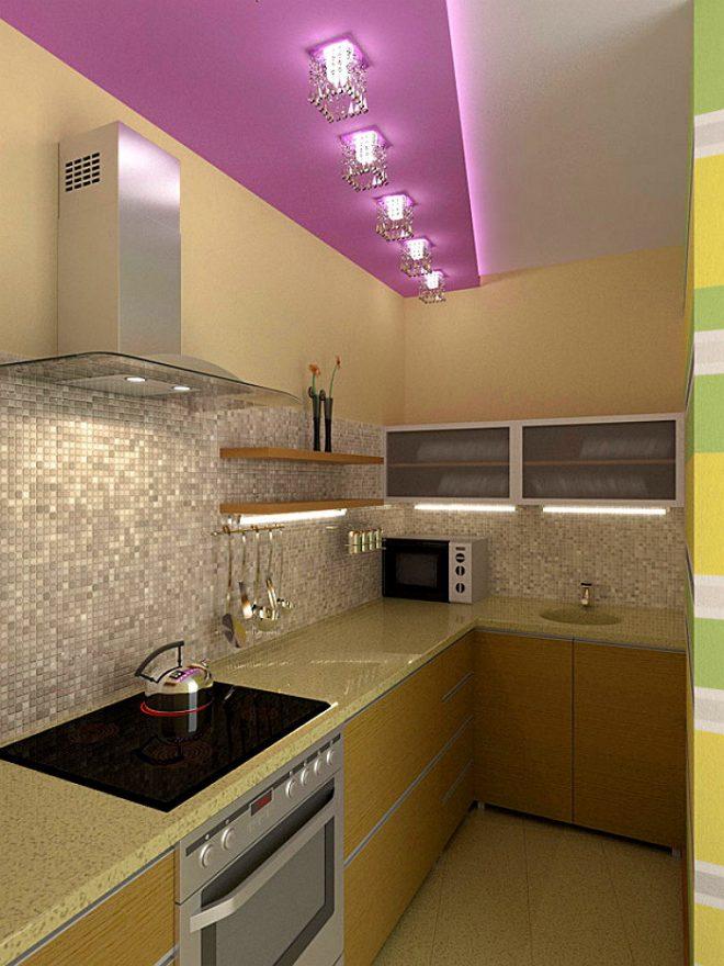 отправления сколько светильников надо на кухню в 6метров бесплатные