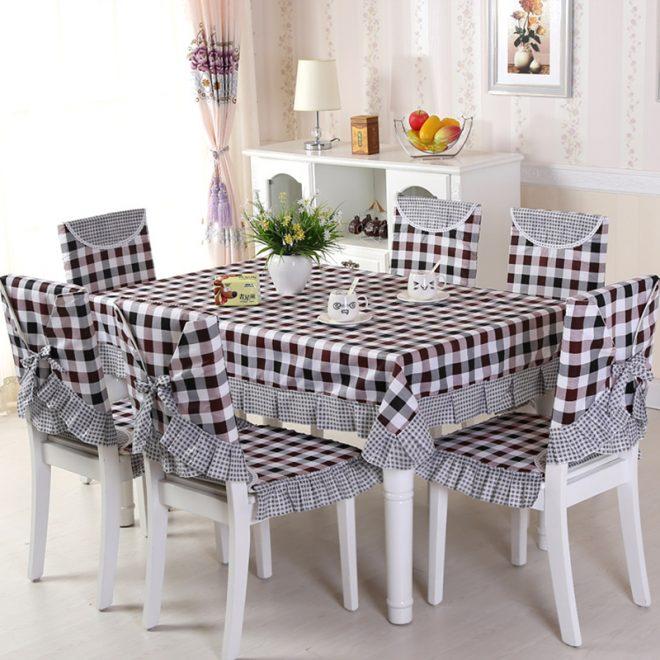 Текстиль кухонного стола