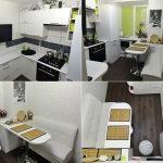 Мебель для кухни 6 метров квадратных