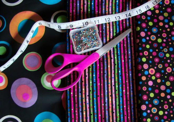 Необходимые инструменты и материалы для пошива штор