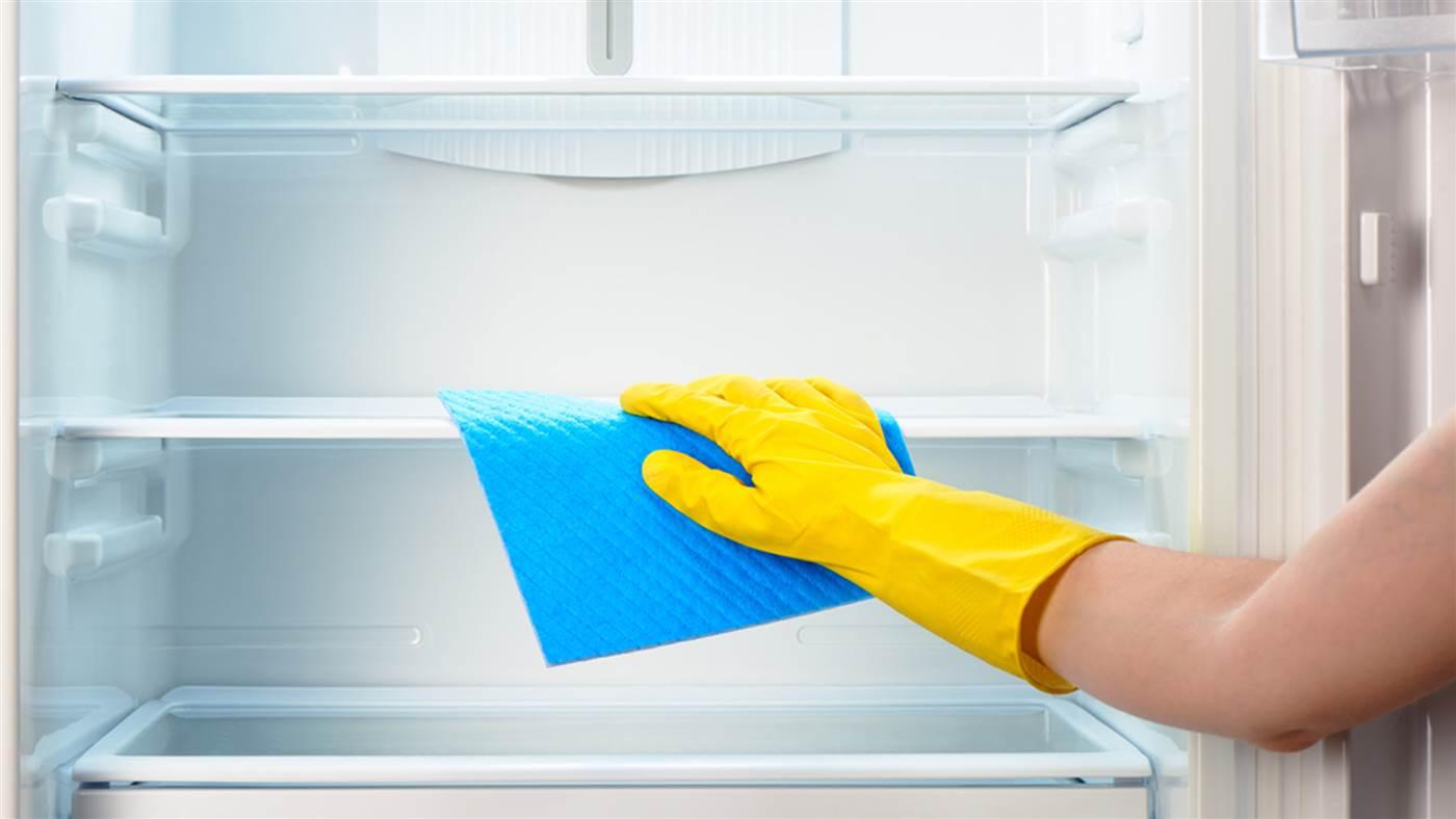 Средство для мытья холодильников своими руками