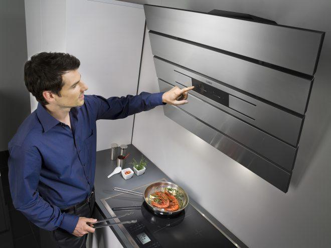 Управление кухонной вытяжкой