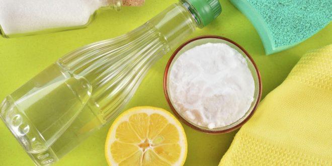 Как очистить в домашних условиях