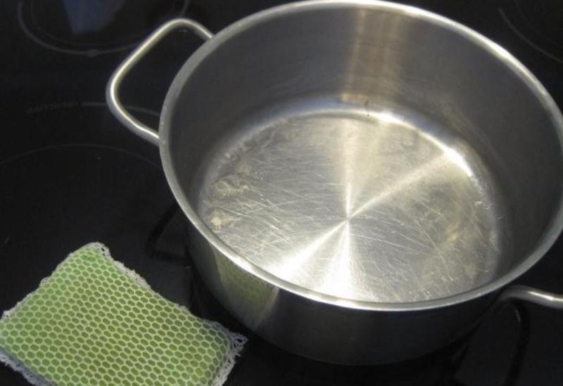 Как почистить кастрюли из нержавейки в домашних условиях?