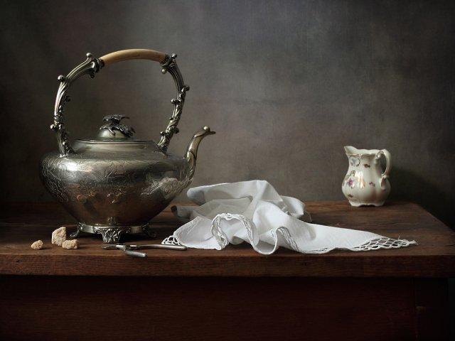 Как почистить чайник от накипи
