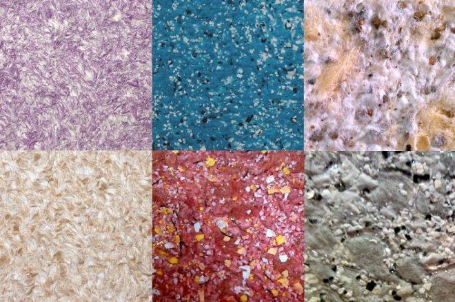 Цветовая палитра отделочного материала