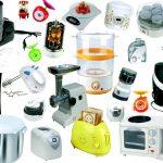 Бытовая техника для кухни: правила выбор и рейтинг производителей