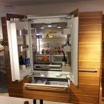 Встраиваемый холодильник: выбор и нюансы установки