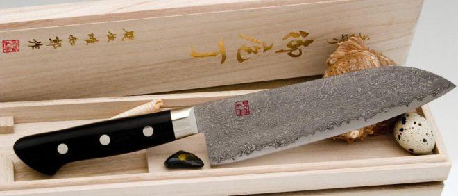 Подарочный японский нож