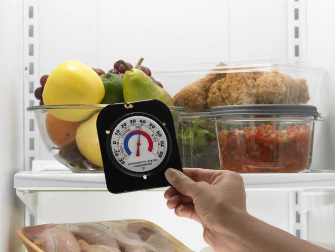 Термометр для холодильной камеры