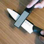 Заточка керамических ножей в домашних условиях
