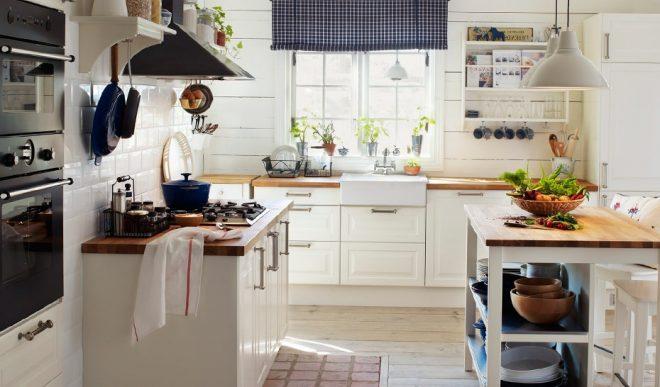 Свежий ремонт на кухне