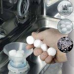 Что такое соль для посудомоечной машины и зачем она нужна