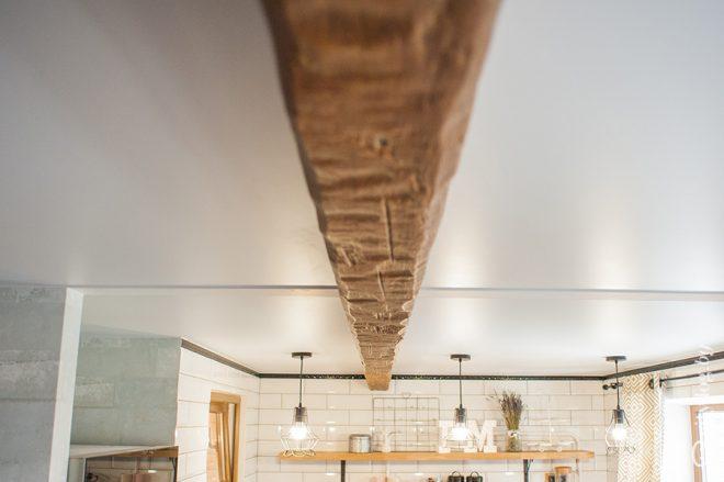 Элементы кантри в �овременном дизайне кухни-го�тиной