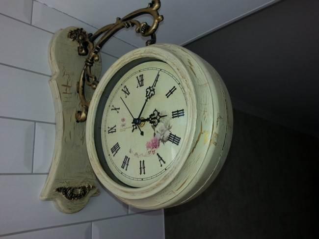 Подвесные часы
