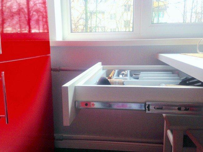 Шкаф для приборов