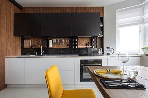 Кухня 13 квадратных метров