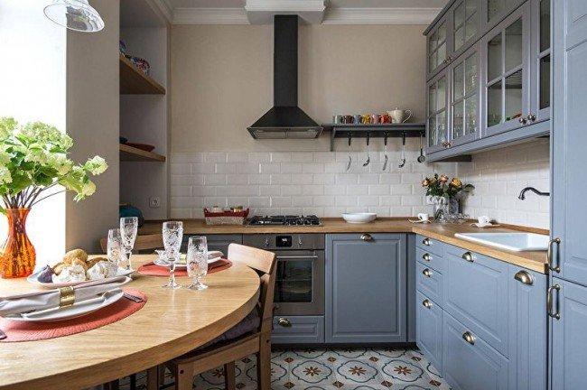 Кухня Г формы