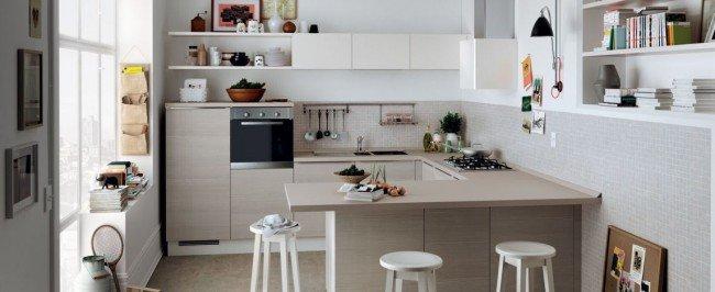 Шкафы на кухне 2