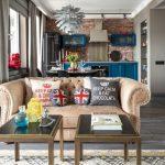 Идеи дизайна кухни-гостиной 30 кв: 25 стильных решений